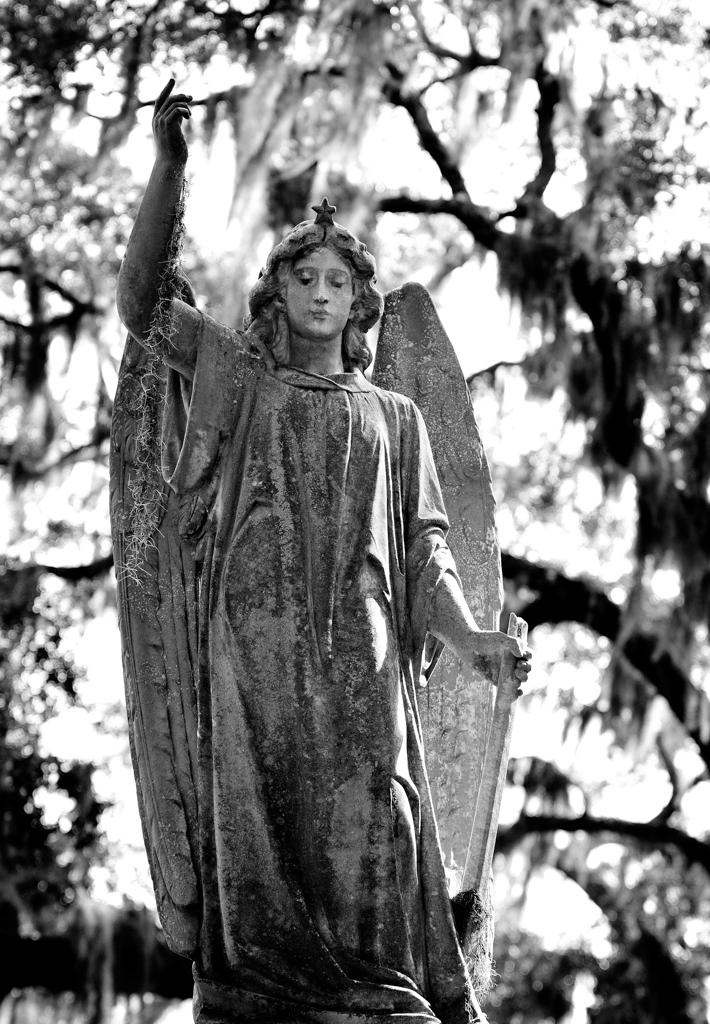 Bonaventure Statue (1 of 1)