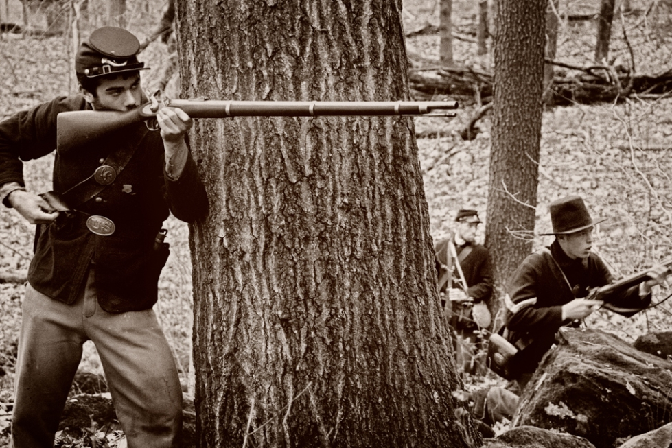 Civil War Reenactment (Slippery Rock, PA)