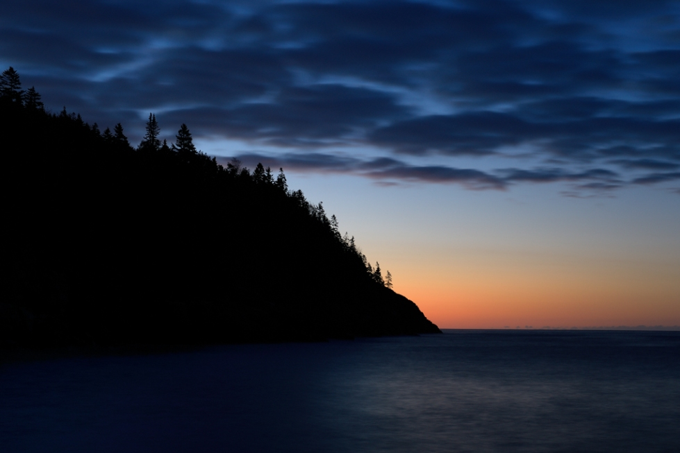 Dawn at Hunter's Beach (Acadia National Park, Maine)