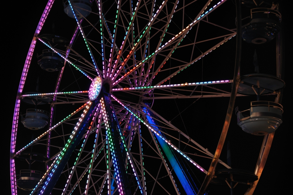 Ferris Wheel at the Big Butler Fair