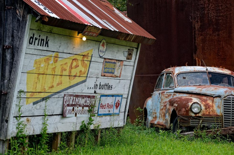 Roadside Relic (Western PA)