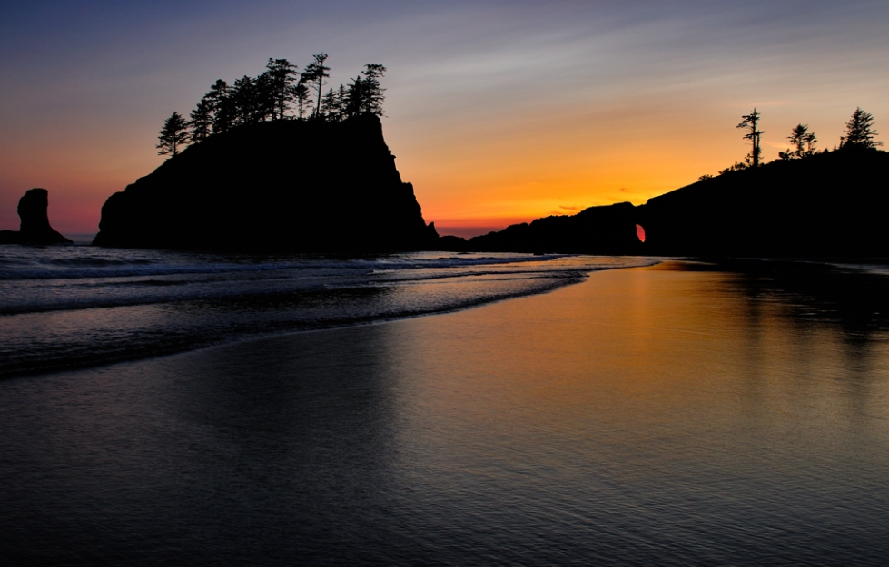 Second Beach (Washington State)