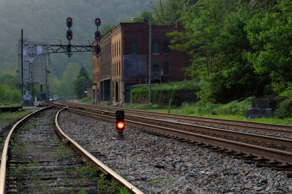 Railroad Ghost Town (Thurmond, WV)